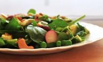Spring Salad Slider