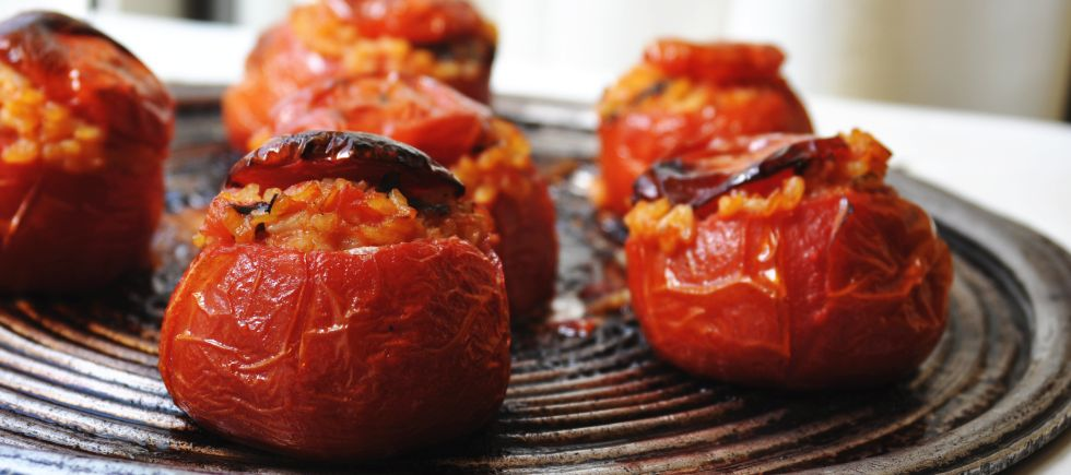Pomodori Imbottiti di Riso